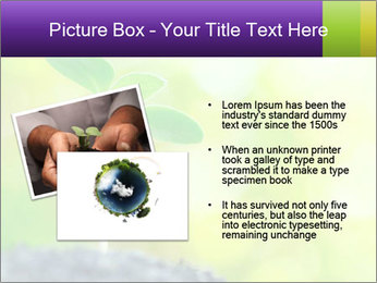 Green Vitality PowerPoint Template - Slide 20