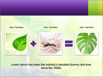 Green Vitality PowerPoint Template - Slide 22