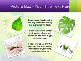 Green Vitality PowerPoint Template - Slide 24