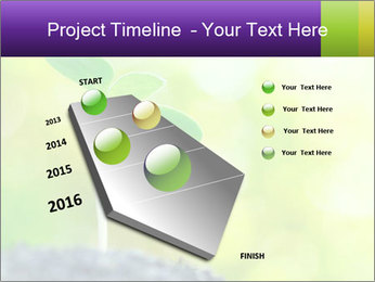 Green Vitality PowerPoint Template - Slide 26