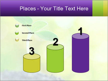 Green Vitality PowerPoint Template - Slide 65