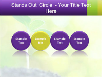 Green Vitality PowerPoint Template - Slide 76