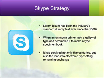 Green Vitality PowerPoint Template - Slide 8