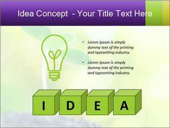 Green Vitality PowerPoint Template - Slide 80