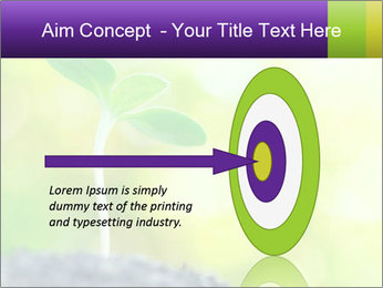 Green Vitality PowerPoint Template - Slide 83