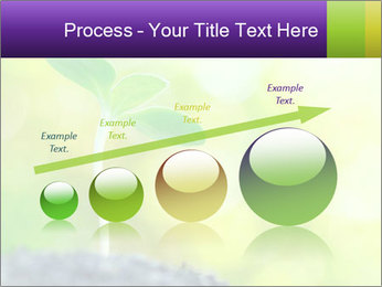 Green Vitality PowerPoint Template - Slide 87