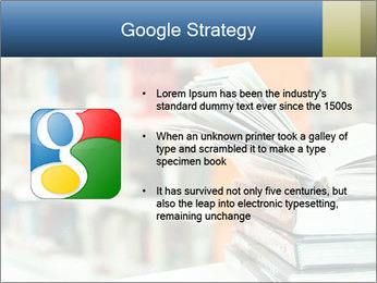 Book From Library PowerPoint Templates - Slide 10