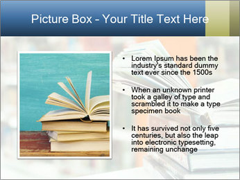 Book From Library PowerPoint Templates - Slide 13