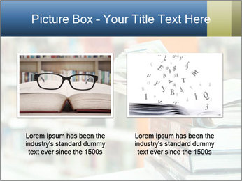 Book From Library PowerPoint Templates - Slide 18