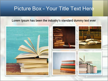 Book From Library PowerPoint Templates - Slide 19