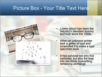 Book From Library PowerPoint Templates - Slide 20