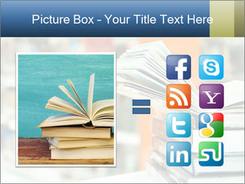 Book From Library PowerPoint Templates - Slide 21