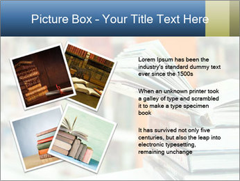 Book From Library PowerPoint Templates - Slide 23