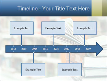 Book From Library PowerPoint Templates - Slide 28