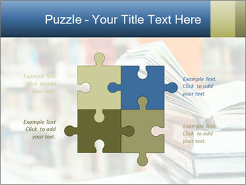 Book From Library PowerPoint Templates - Slide 43