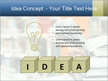Book From Library PowerPoint Templates - Slide 80