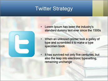 Book From Library PowerPoint Templates - Slide 9