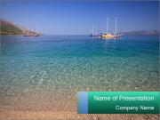 Mediterranean Beach PowerPoint Templates