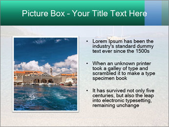 Mediterranean Beach PowerPoint Template - Slide 13