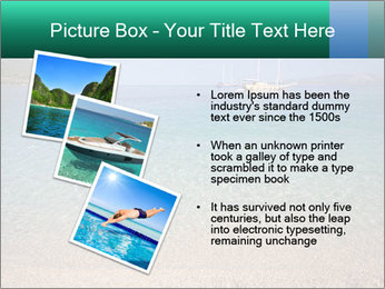 Mediterranean Beach PowerPoint Template - Slide 17