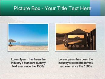 Mediterranean Beach PowerPoint Template - Slide 18