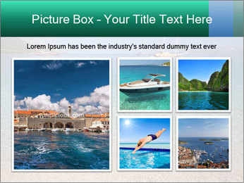 Mediterranean Beach PowerPoint Template - Slide 19