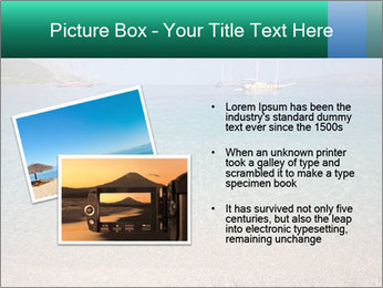 Mediterranean Beach PowerPoint Template - Slide 20
