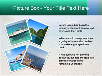 Mediterranean Beach PowerPoint Template - Slide 23
