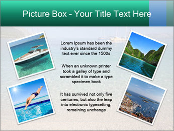 Mediterranean Beach PowerPoint Template - Slide 24