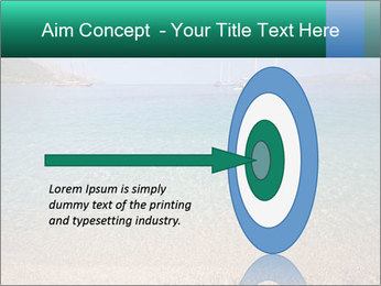 Mediterranean Beach PowerPoint Template - Slide 83