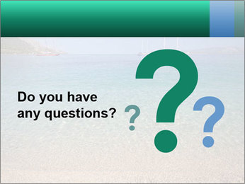 Mediterranean Beach PowerPoint Template - Slide 96