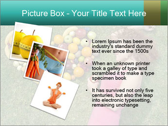 Woman Loves Fruits PowerPoint Templates - Slide 17