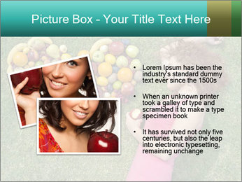 Woman Loves Fruits PowerPoint Templates - Slide 20