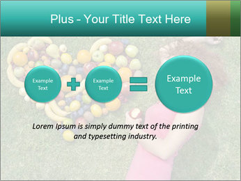 Woman Loves Fruits PowerPoint Templates - Slide 75