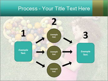 Woman Loves Fruits PowerPoint Templates - Slide 92