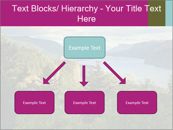 Cliffs In Columbia PowerPoint Templates - Slide 69