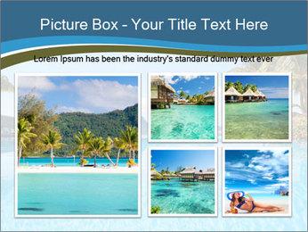Trip To Polynesia PowerPoint Template - Slide 19