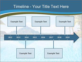 Trip To Polynesia PowerPoint Template - Slide 28