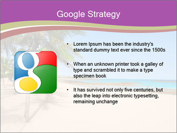 Scenic Beach PowerPoint Template - Slide 10