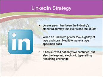 Scenic Beach PowerPoint Template - Slide 12