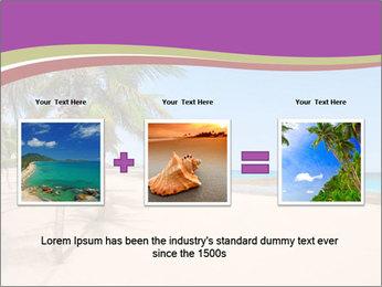 Scenic Beach PowerPoint Template - Slide 22