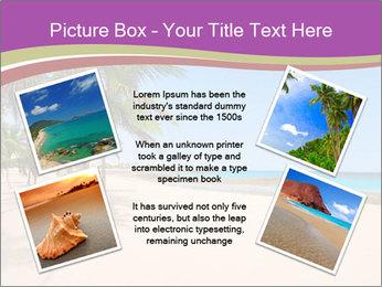 Scenic Beach PowerPoint Template - Slide 24