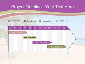 Scenic Beach PowerPoint Template - Slide 25