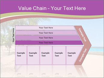 Scenic Beach PowerPoint Template - Slide 27