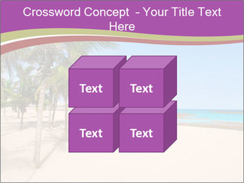 Scenic Beach PowerPoint Template - Slide 39
