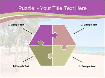 Scenic Beach PowerPoint Template - Slide 40