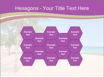 Scenic Beach PowerPoint Template - Slide 44