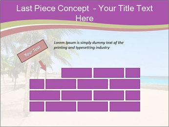 Scenic Beach PowerPoint Template - Slide 46