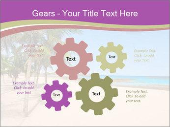 Scenic Beach PowerPoint Template - Slide 47