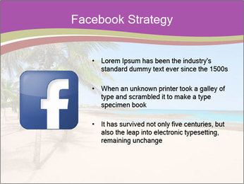 Scenic Beach PowerPoint Template - Slide 6